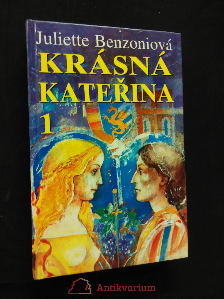 Krásná Kateřina I (lam, 296 s)