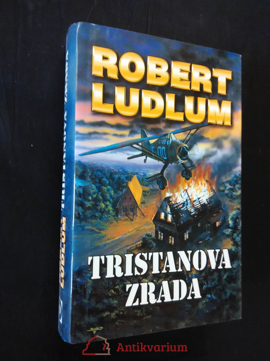 Tristanova zrada (pv, 416 s.)