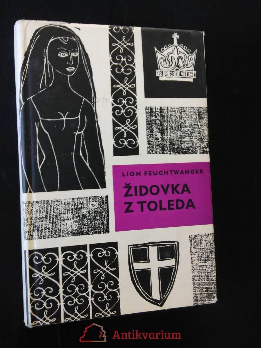 Židovka z Toleda (Ocpl, 384 s.)