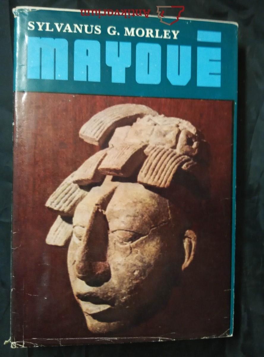 Mayové (Ocpl, 272 s., il. V. Konečný)