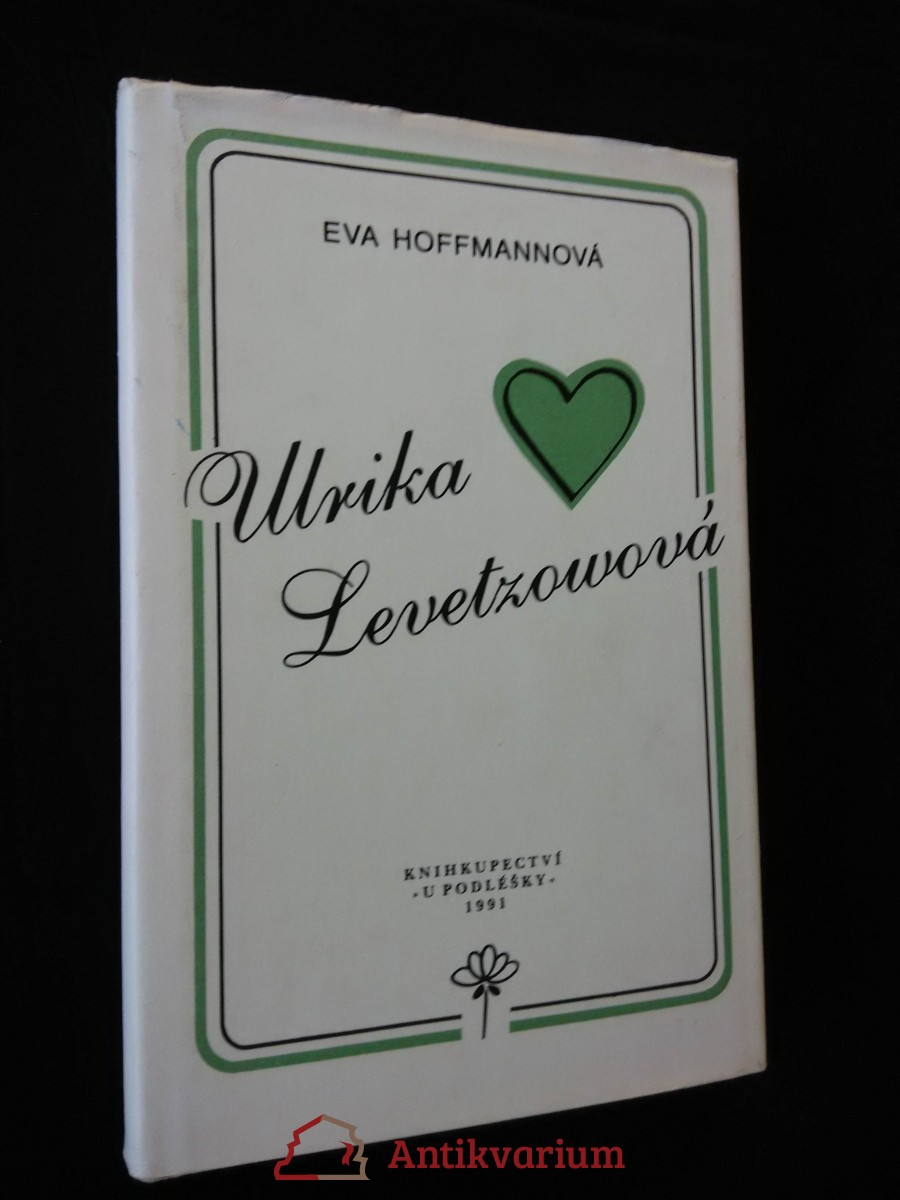 Ulrika Levetzowová (Ocpl., 112 s.)