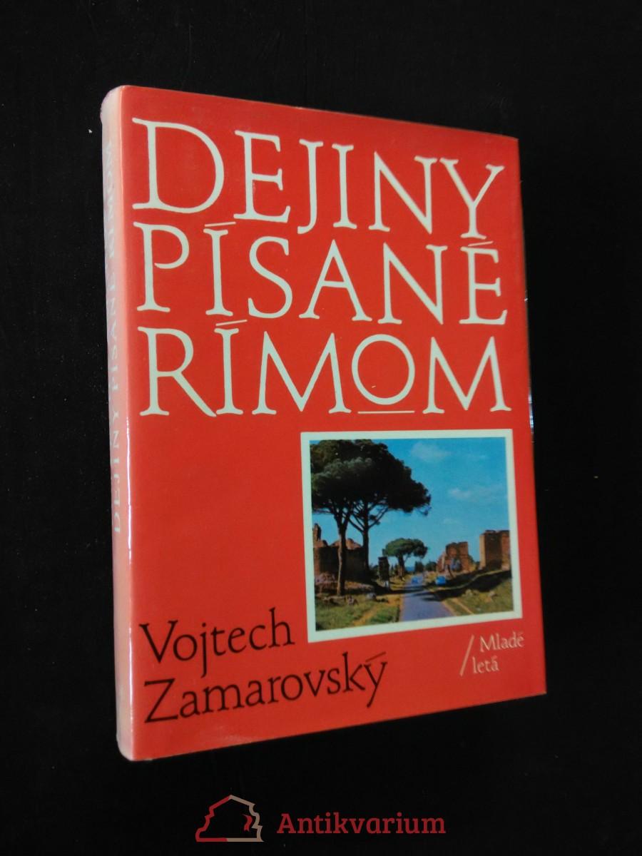 Dejiny písané Rímom (Ocpl, 416 s.)
