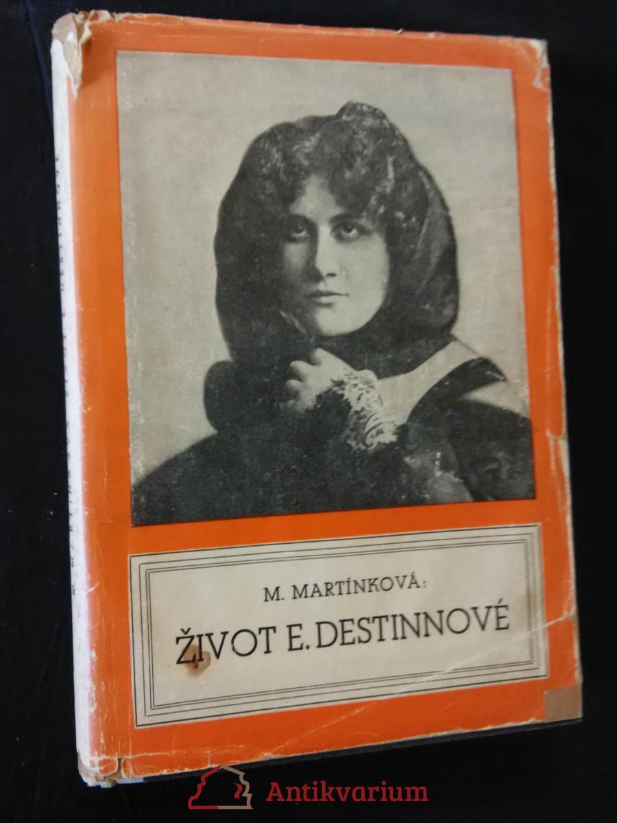 Život Emy Destinnové (Oppl, 173 s.)