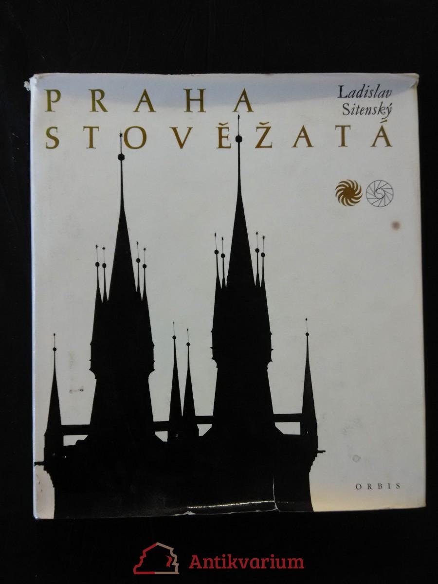 Praha stověžatá (Ocpl, nestr., + příl.)