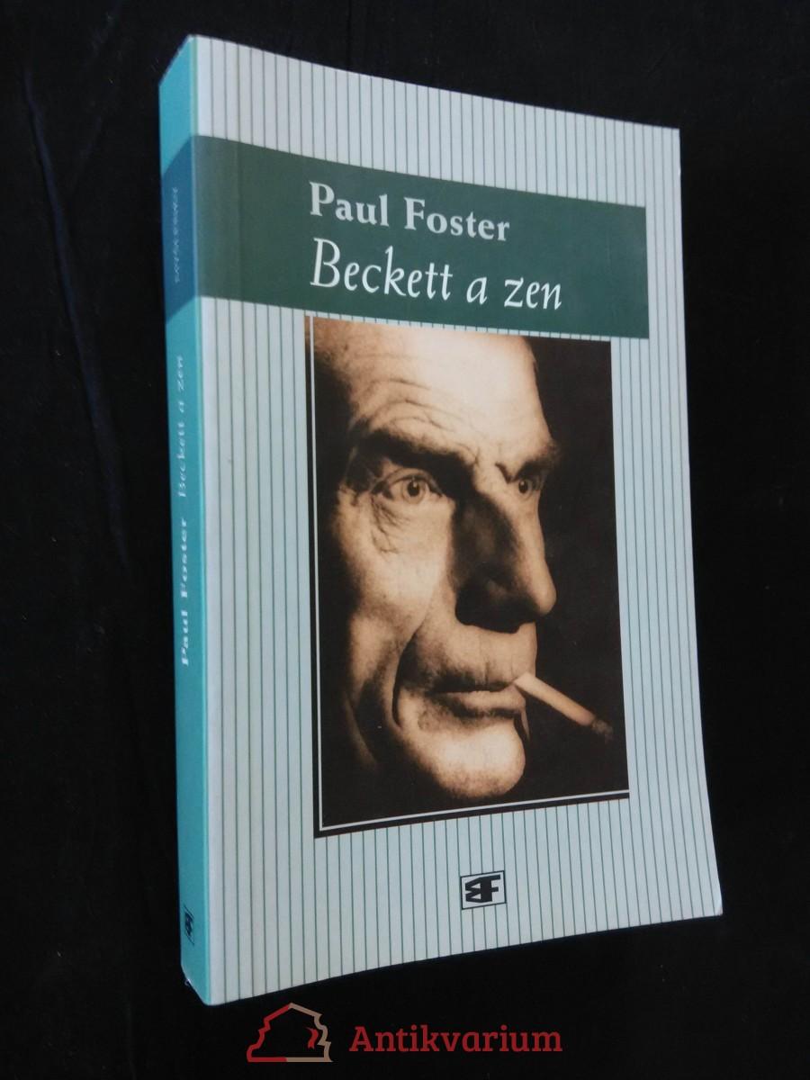 Beckett a zen (nová, Obr, 400 s., přel. T. Dvořák)