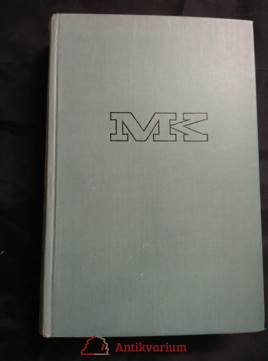 Svatba mnichova (Ocpl, 352 s., il. Z. Kratochvíl, bez ob.)