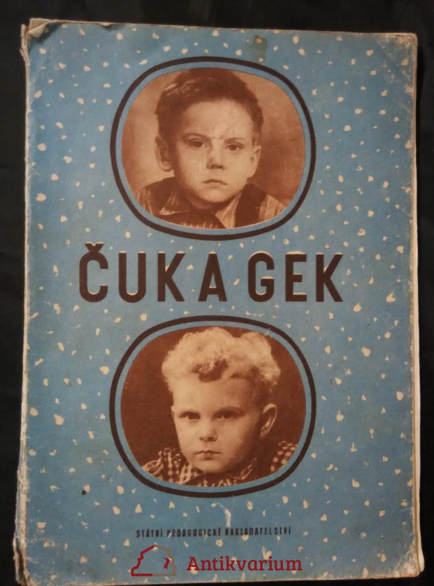 Čuk a Gek (Obr., 56 s.)