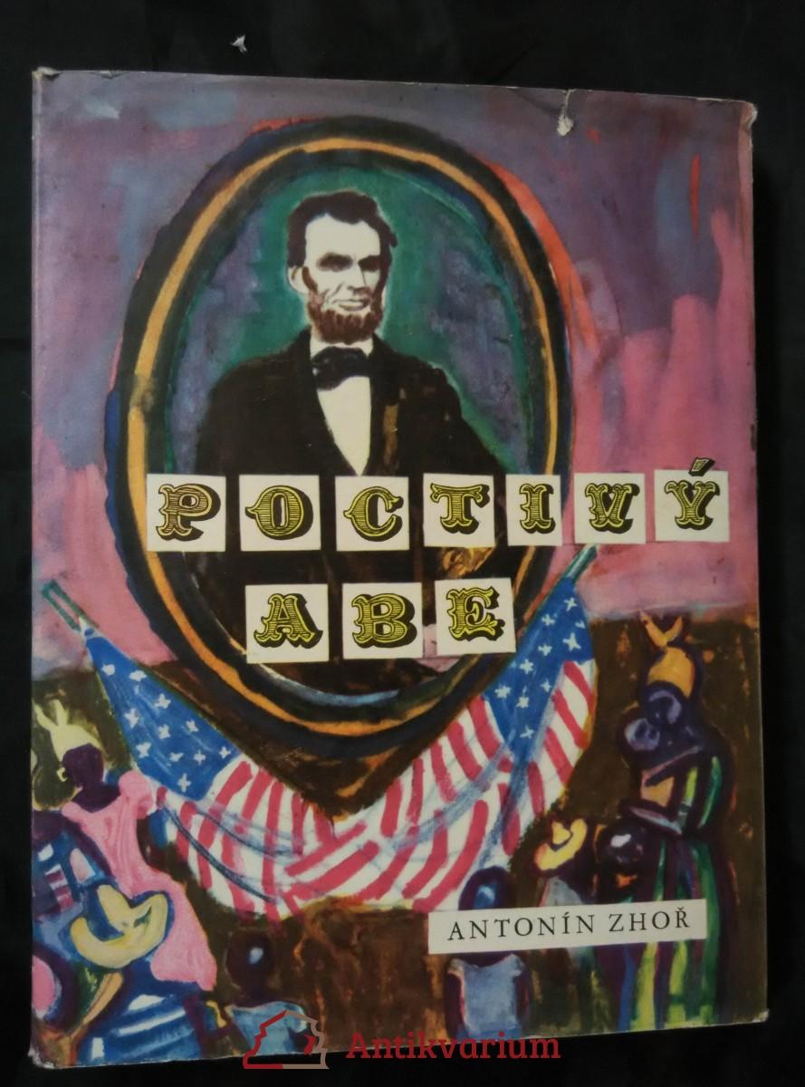 Poctivý Abe (Ocpl., 234 s., il. A. Pelc)