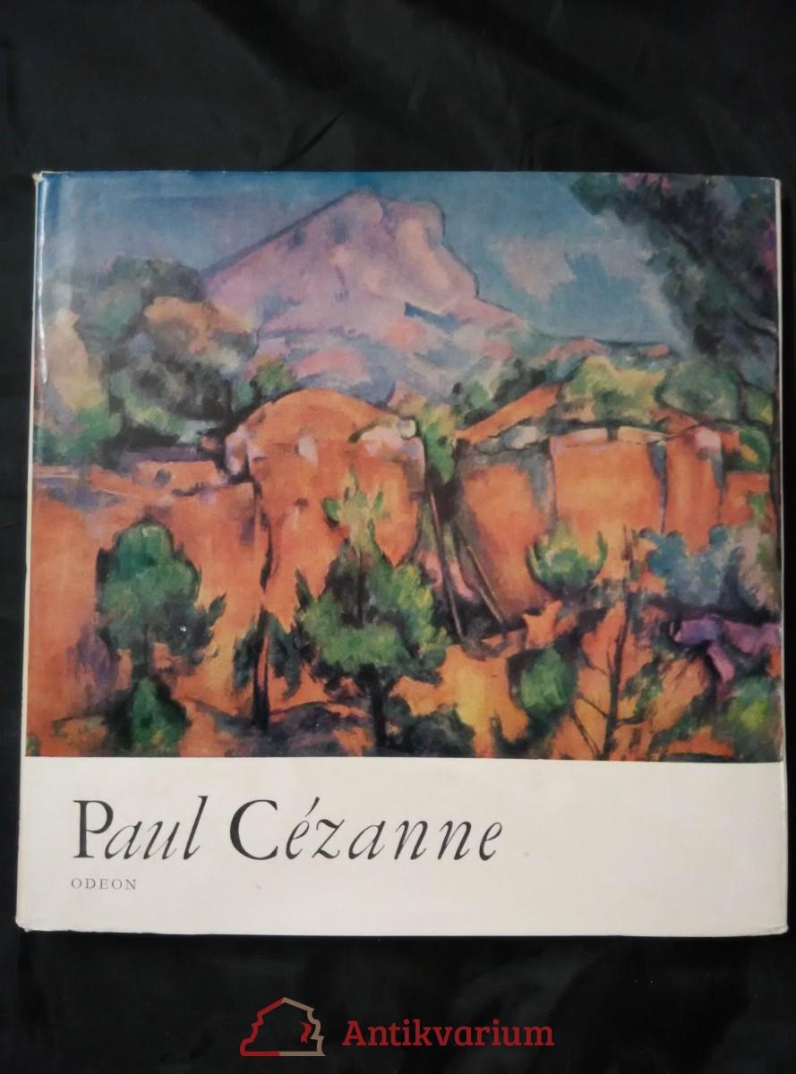 Paul Cézanne (Ocpl., 84 s.)