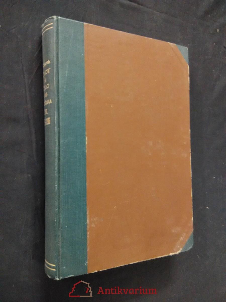 Život a dílo Antonína Dvořáka III 1891 - 1896 (A4, Ppl, 318 s., 28 obr příl,  ob. L. Sutnar veváz., dedikace Anně Dvořákové, choti A. Dvořáka)