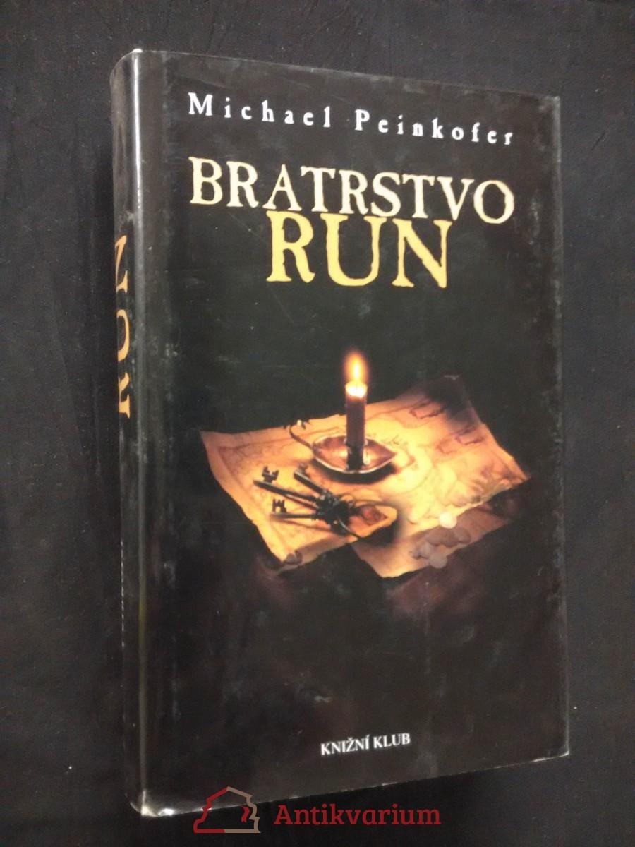 Bratrstvo run (pv, 576 s.)