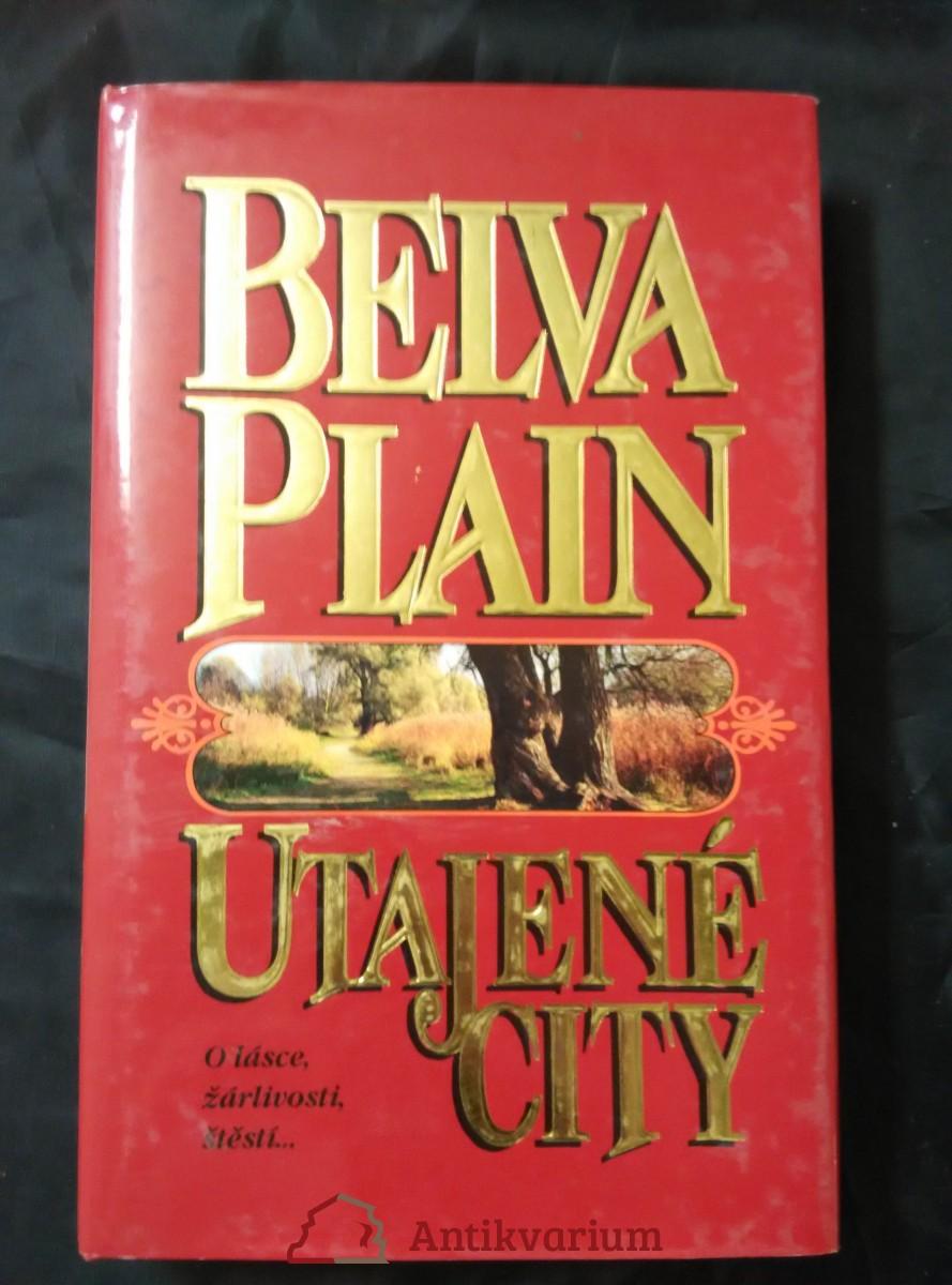 Utajené city (A4, 268 s.)