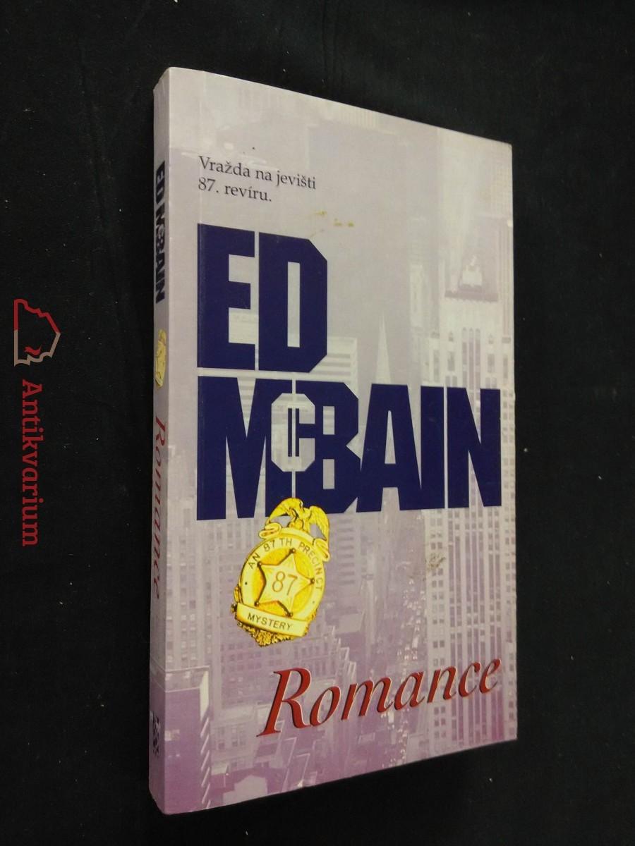 Romance - Vražda na jevišti 87. revíru (Obr, 280 s.)