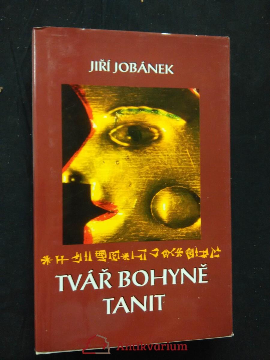 Tvář bohyně Tanit (pv, 352 s.)