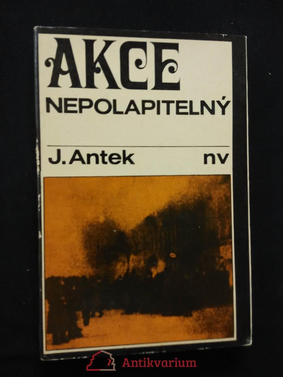 Akce Nepolapitelný (Ocpl, 156 s., 16 s příl)