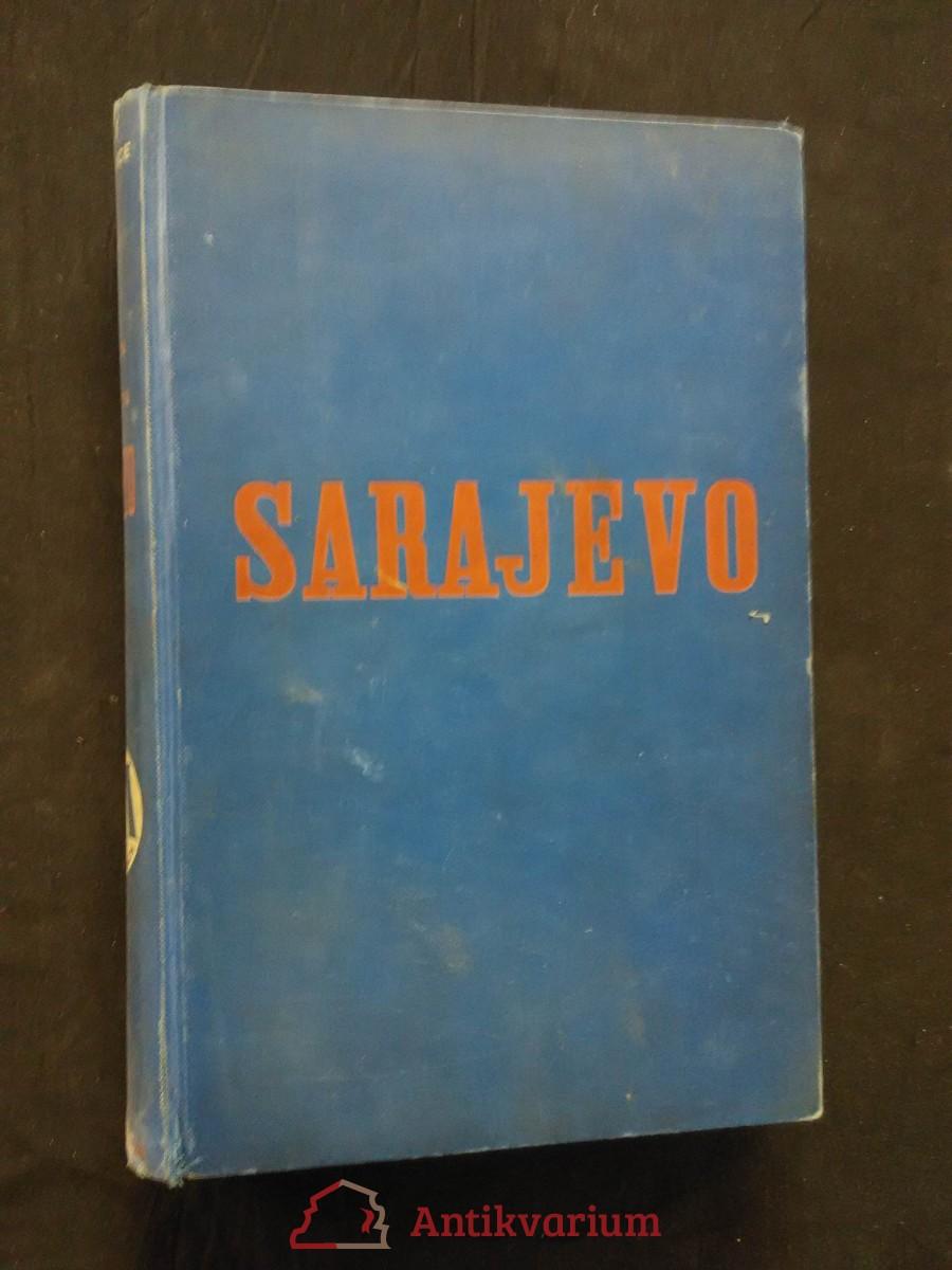 Sarajevo - Studie o vzniku veliké války II. Díl (A4, 348 s.)