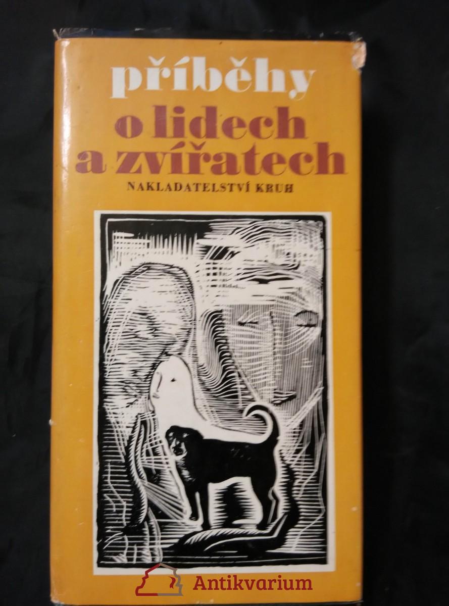 Příběhy o lidech a zvířatech (Ocpl, 484 s., il. J. Váchal)