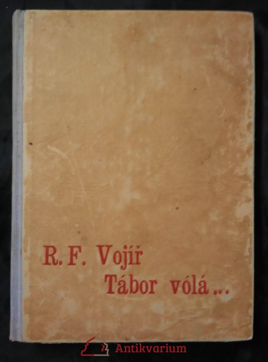 Tábor volá (Oppl, 184 s., il aut.)