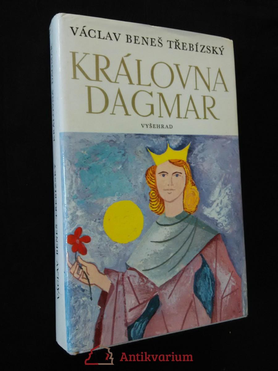 Královna Dagmar (Ocpl, 359 s.)