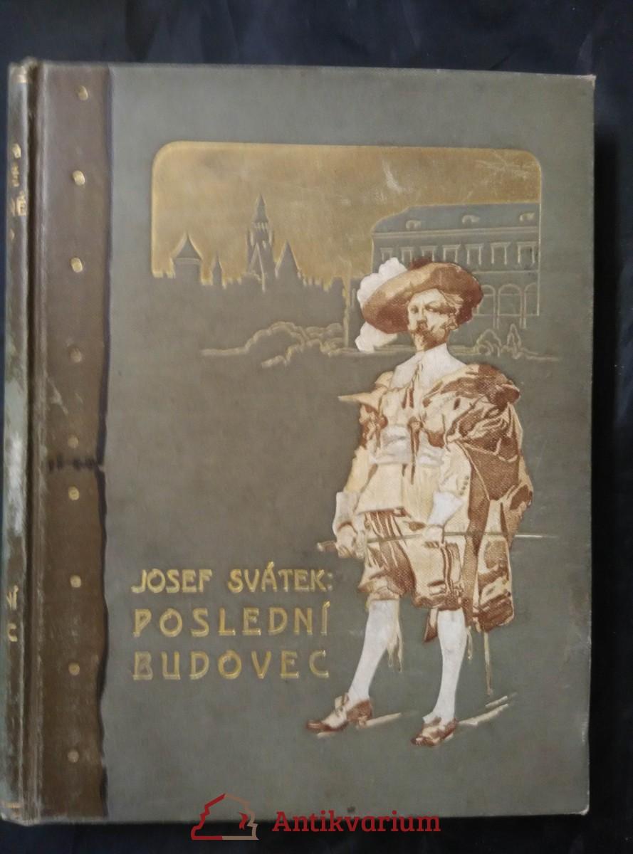 Poslední Budovec (Ocpl, 288 s.)