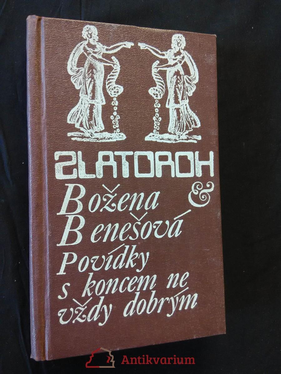 Povídky s koncem ne vždy dobrým (Ocpl, 328 s., il. J. Černý)