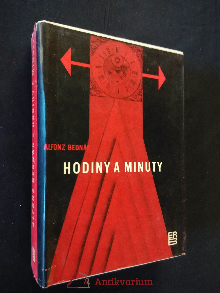 antikvární kniha Hodiny a minuty (il. L. Wagner), 1971
