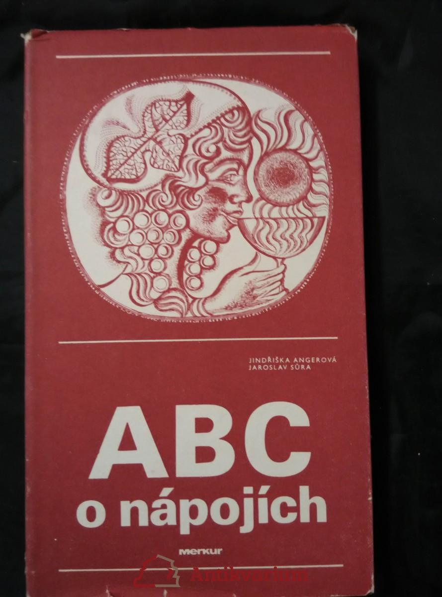 ABC o nápojích (A4, Ocpl, 248 s., il. J. Jícha)