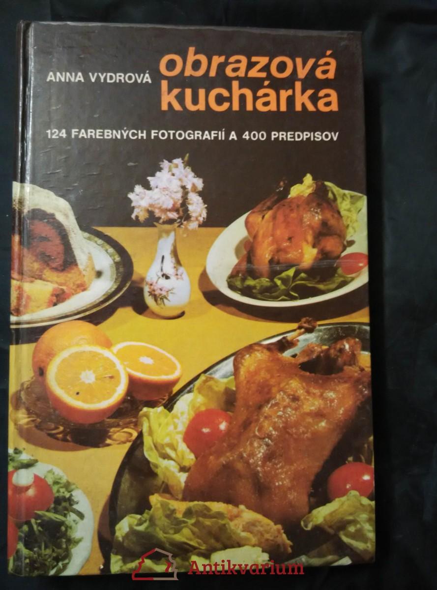 Obrazová kuchařka (lam, 303 s., + obr. příl.)