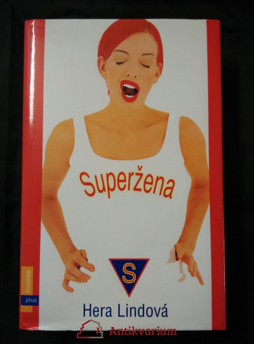 Superžena (pv, 340 s.)