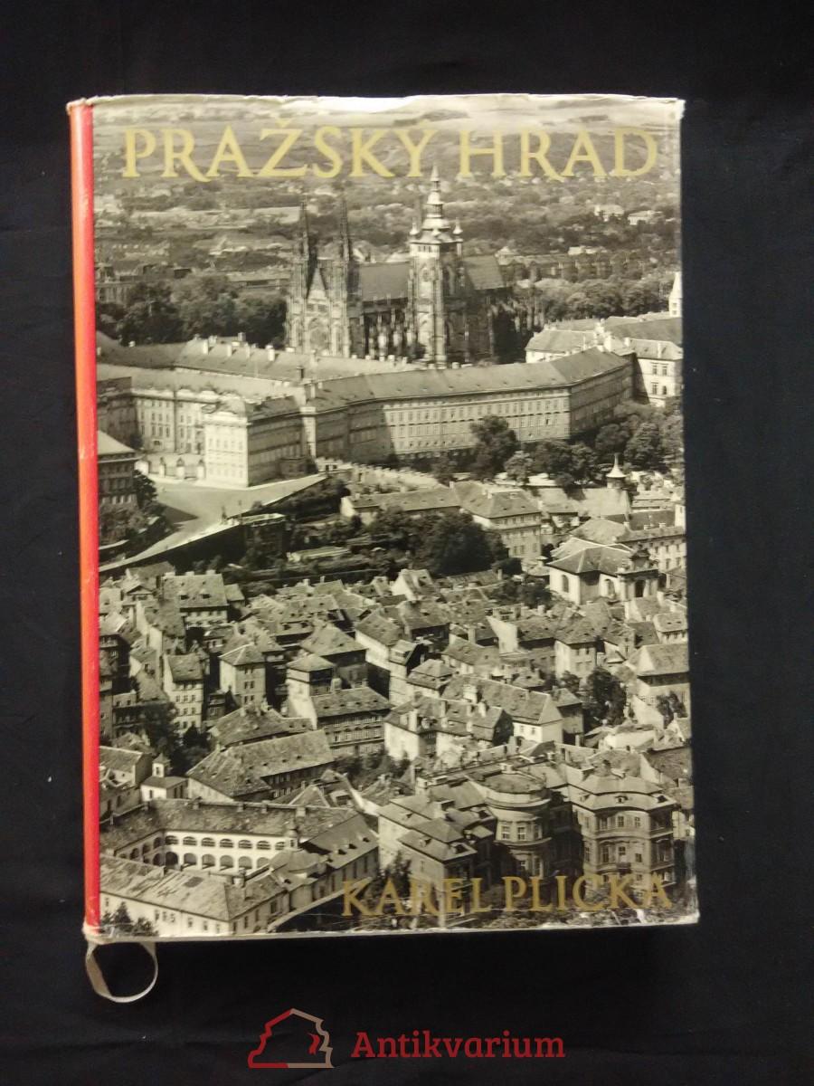 Pražský hrad (A4, Ocpl, 180 s foto, 56 s textu)