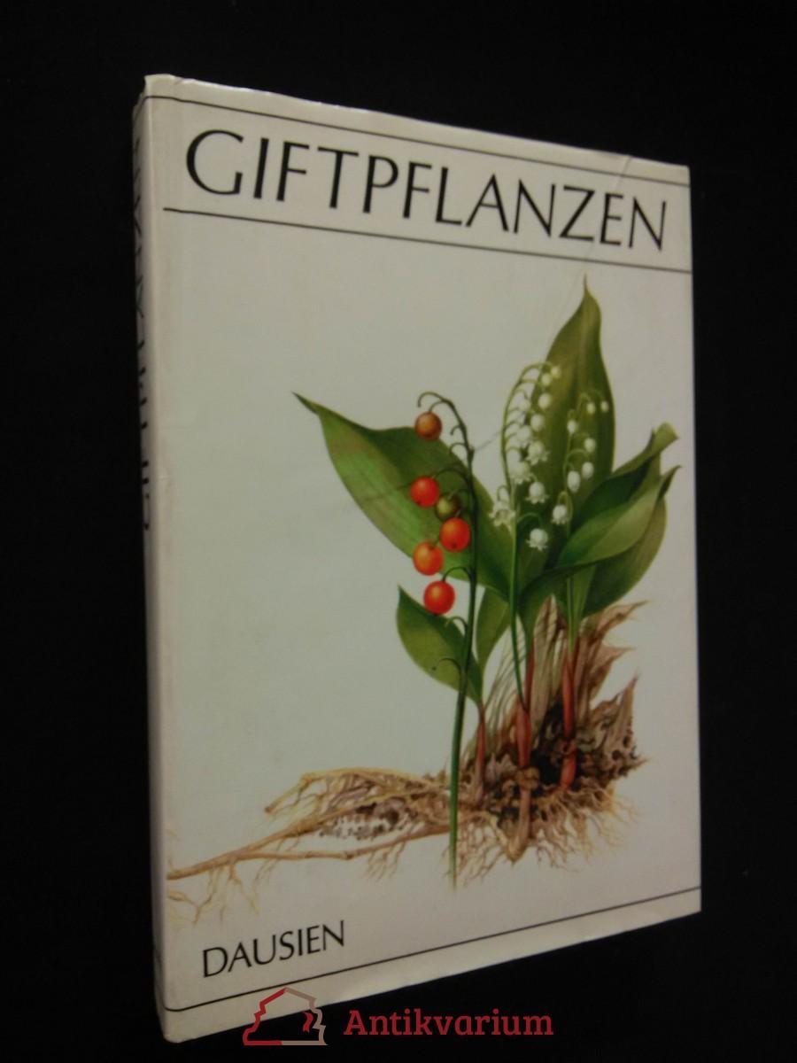 antikvární kniha Giftpflanzen, 1983