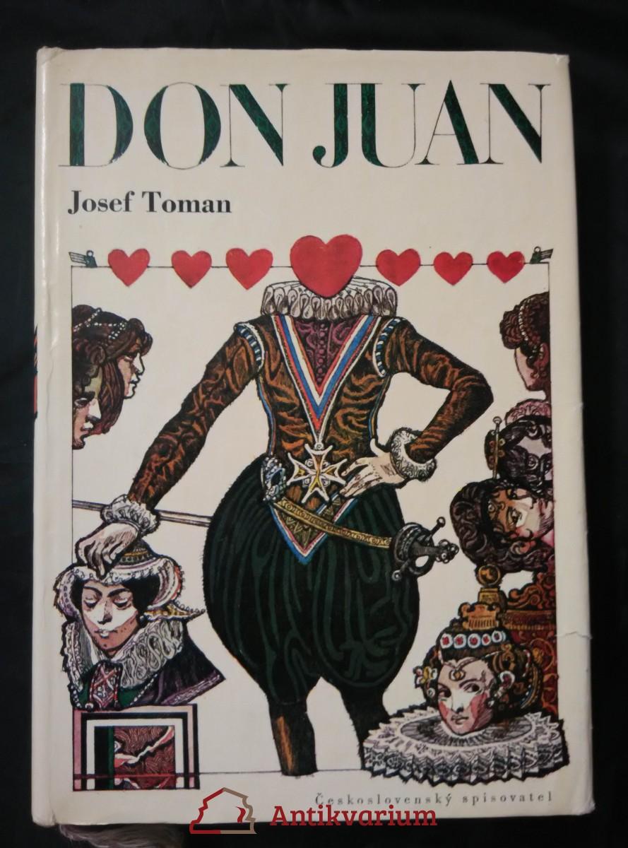Don Juan (il. J. Liesler)