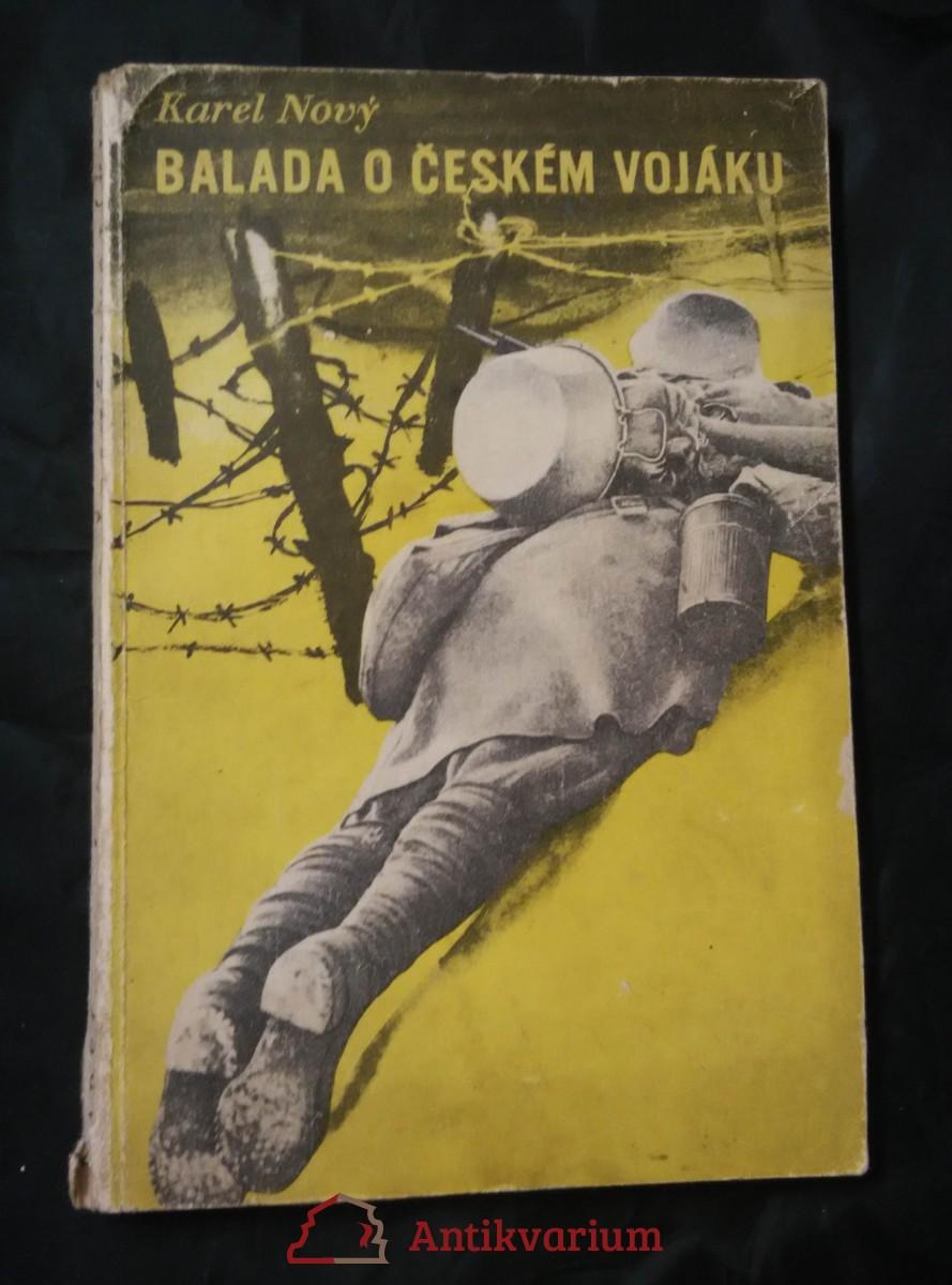 Balada o českém vojáku (Obr, 174 s.)