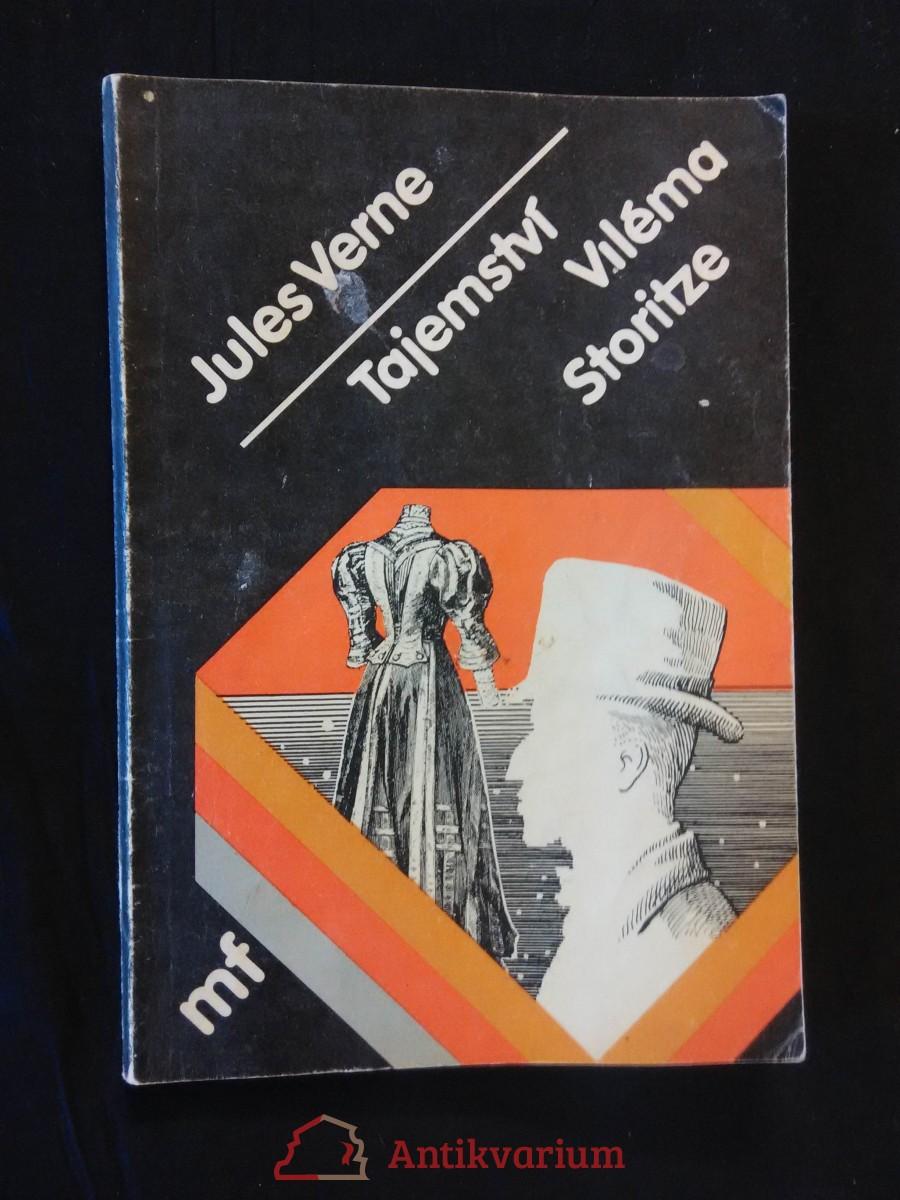 Tajemství Viléma Storitze (Obr, 102 s., il. M. Ressel)