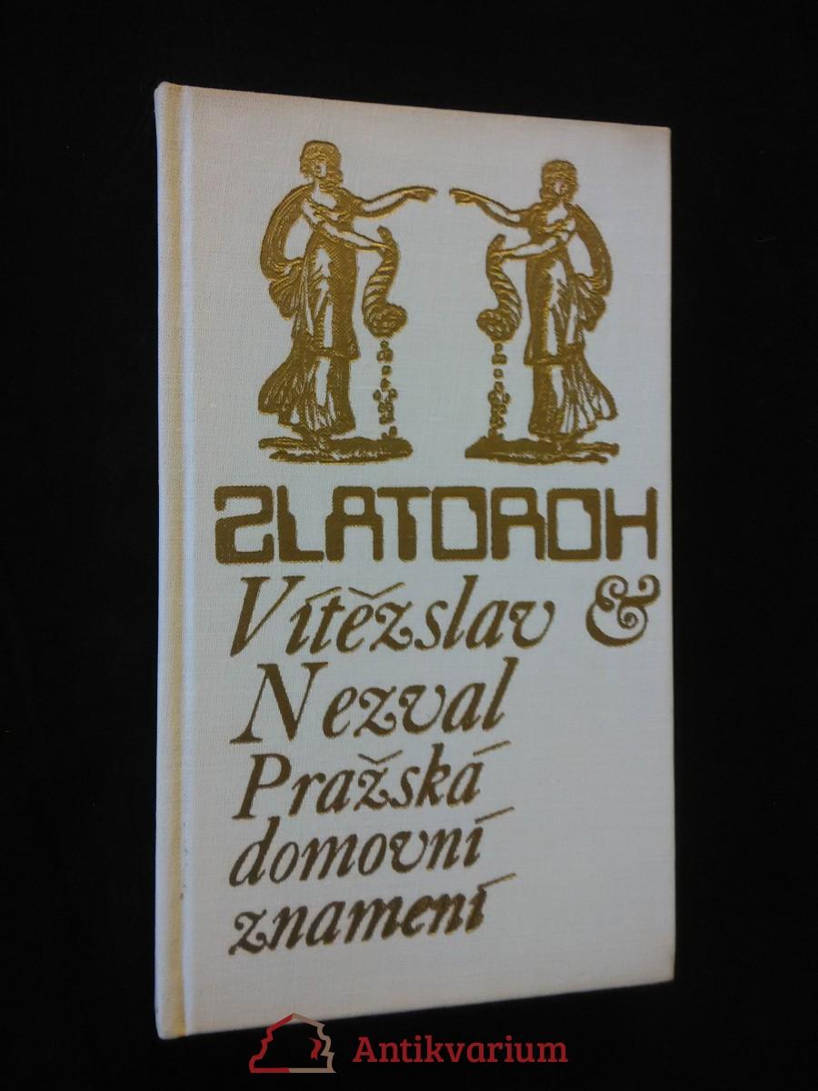 Pražská domovní znamení (Ocpl, il. J. Švengsbír)