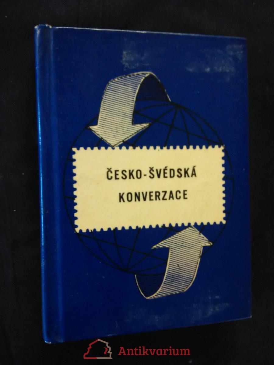 Česko-švédská konverzace (lam, 240 s.)
