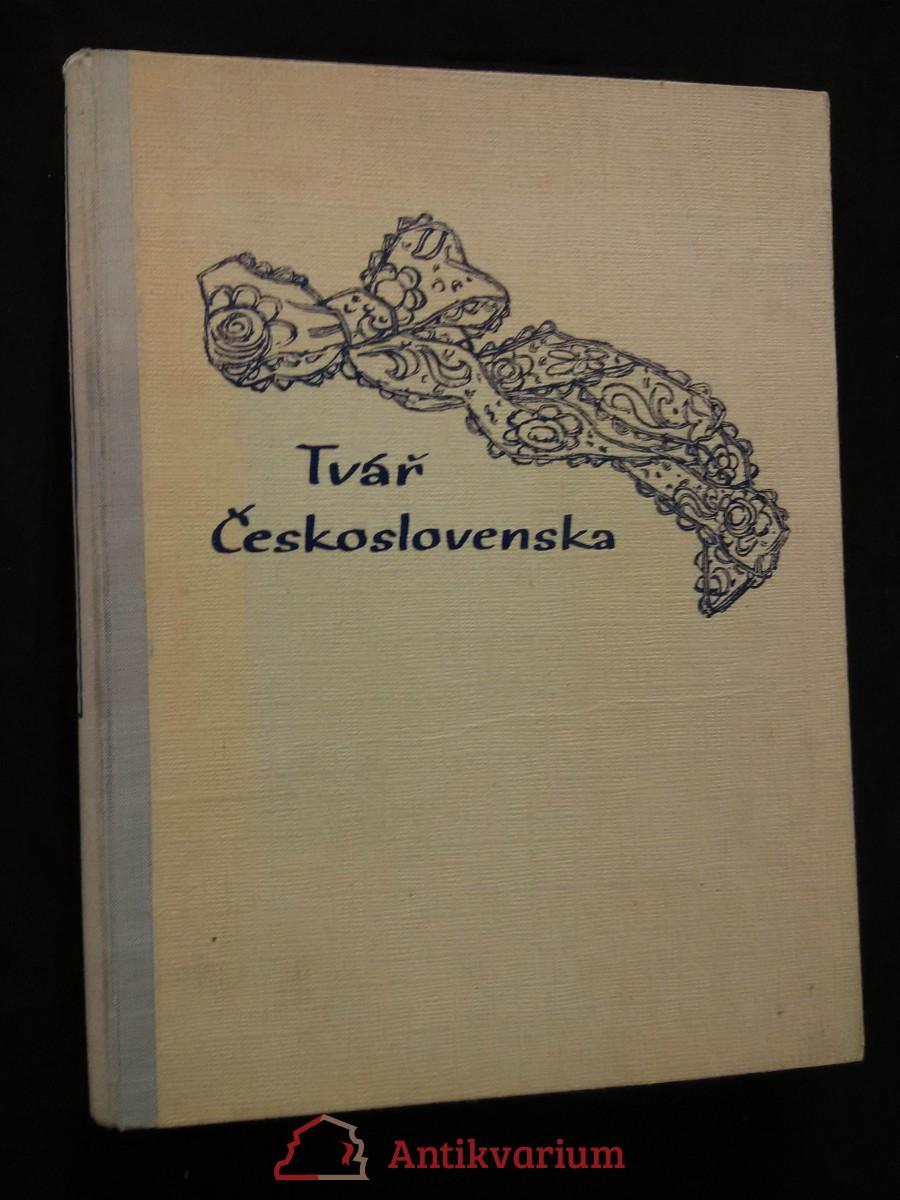Tvář Československa (A4, Oppl, 304 foto, bez přeb.)