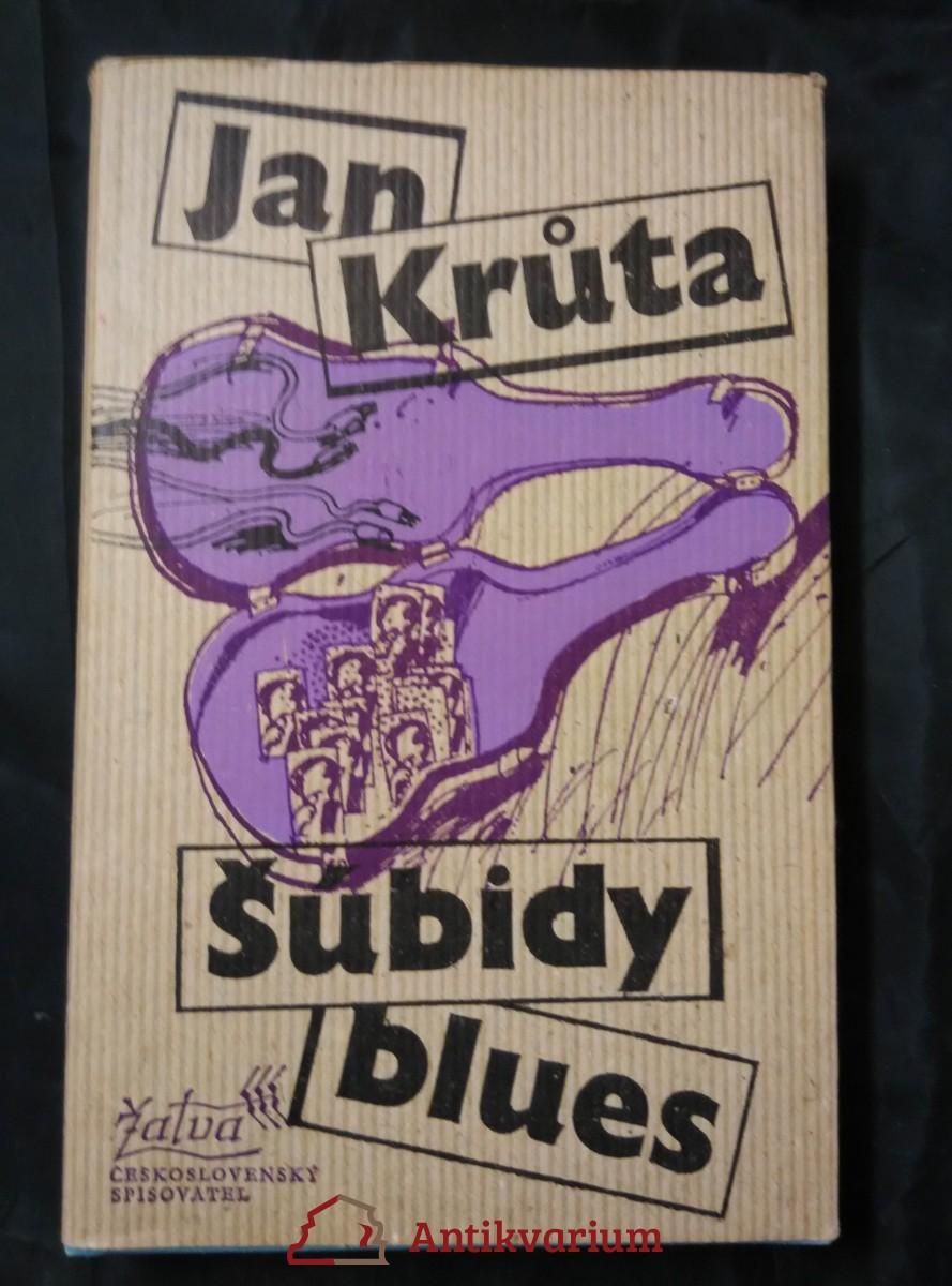 Šubidy blues (Ocpl, 216 s., il. V. Špale)