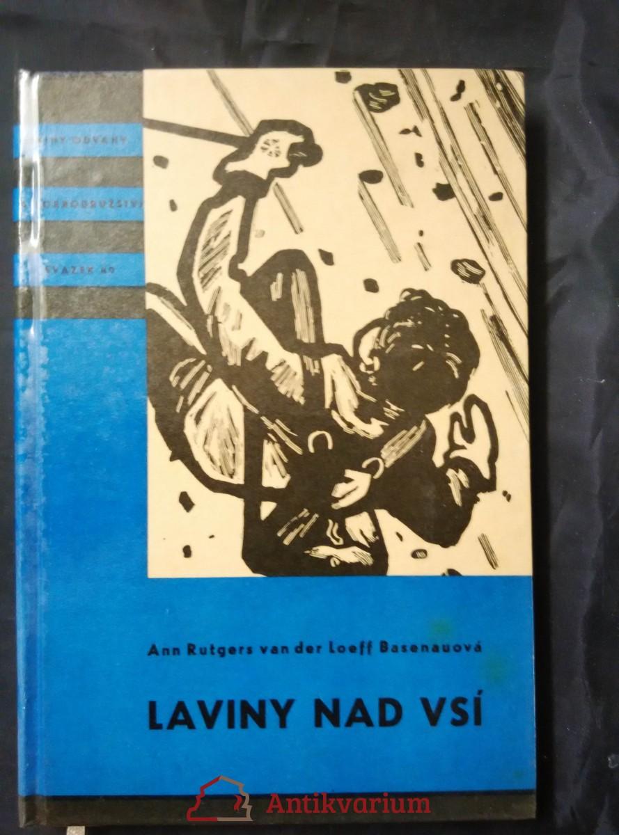 Laviny nad vsí (KOD sv. 49, lam, 148 s.)