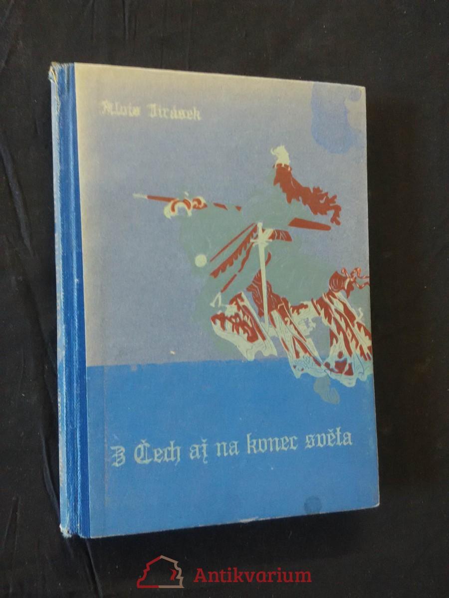 Z Čech až na konec světa (Oppl, 112 s., il. M. Aleš)
