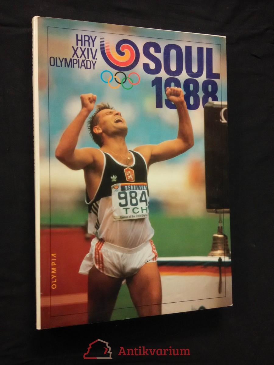 Soul 1988 - Hry XXIV. Olympiády (A4, 208 s.)