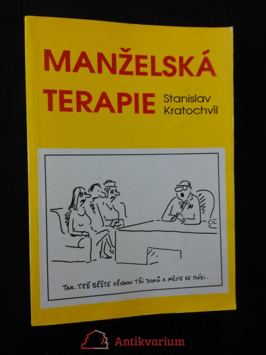 Manželská terapie (Obr, 272 s.)