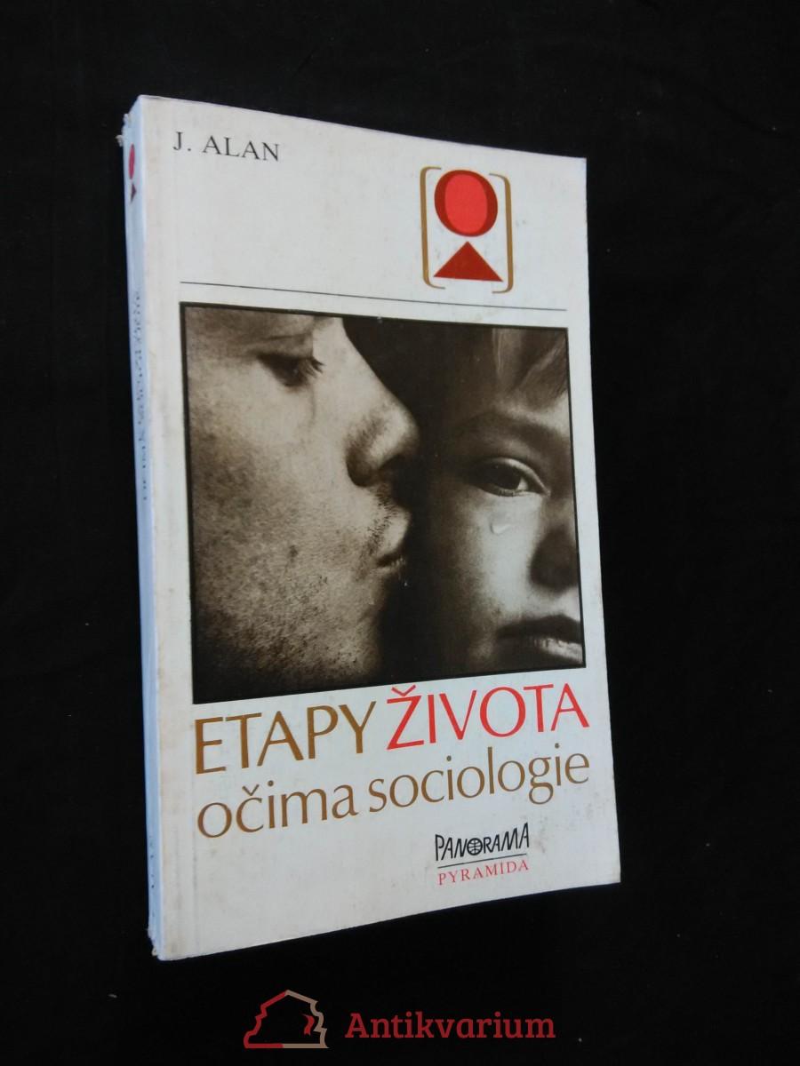 Etapy života očima sociologie (Obr, 440 s.)