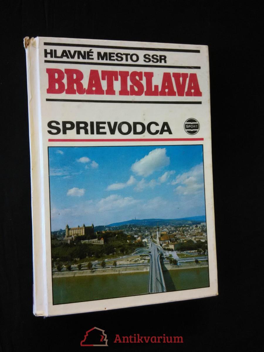 Bratislava (184 s., mapa)