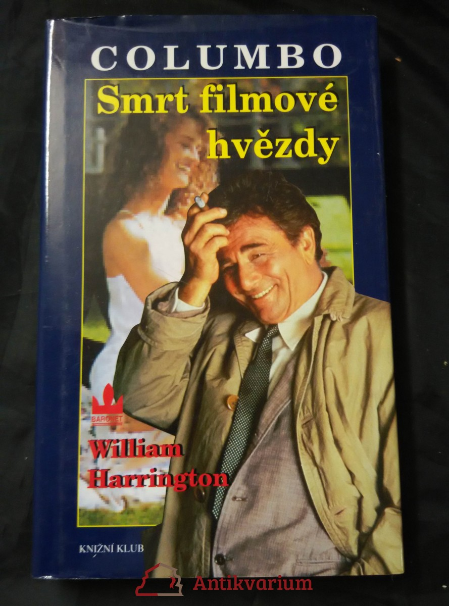 Columbo - Smrt filmové hvězdy (pv, 176 s.)