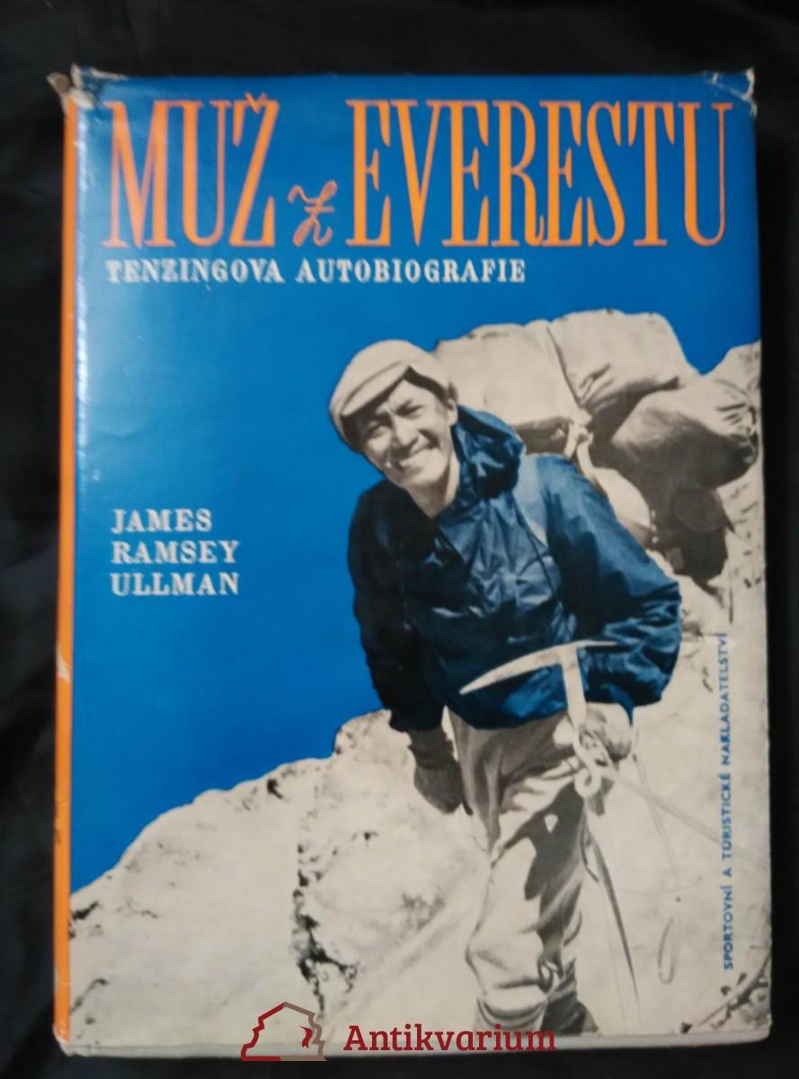 Muž z Everestu (CV Tenzinga Norgaye)