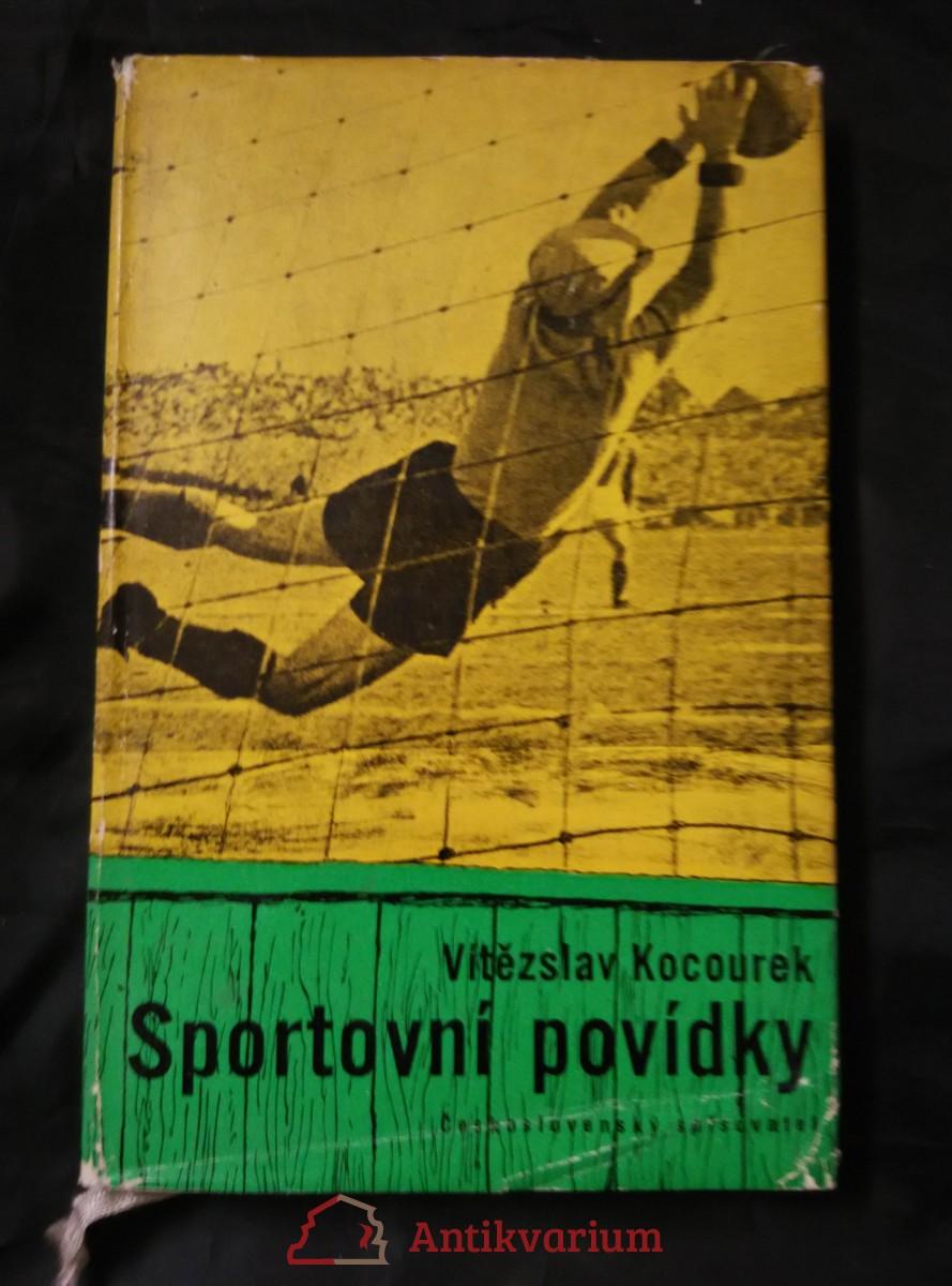 Sportovní povídky (il. K. Lhoták)