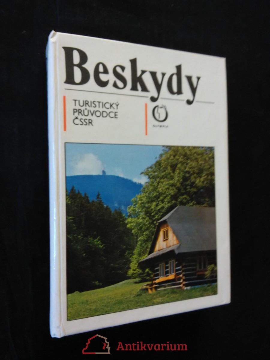 Beskydy - Turistický průvodce ČSSR 8 (lam, 368 s., bar mapa)