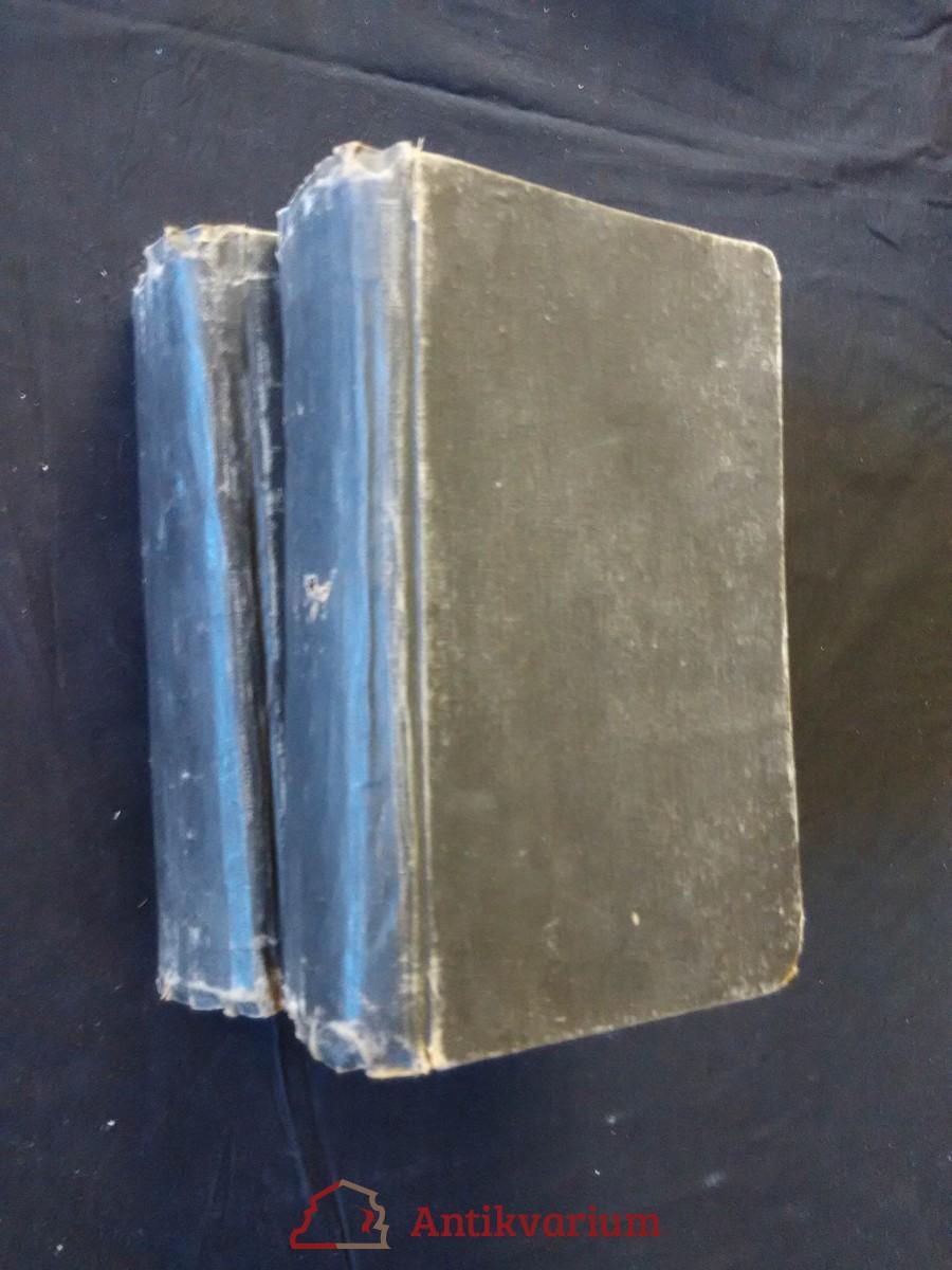 antikvární kniha Dictionnaire Francais-Persan I, II, 1885