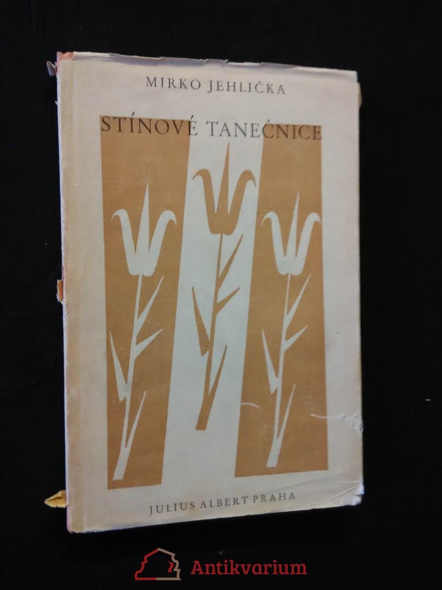 Stínové tanečnice (Oppl, 70 s., ob a il. M. Troup)